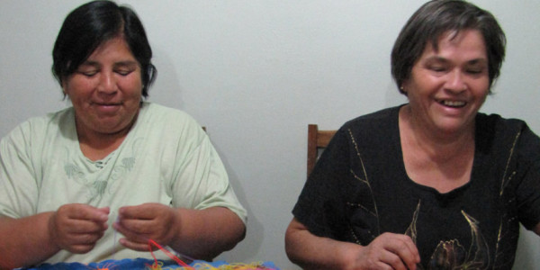 Arpilleristas de Lo Hermida