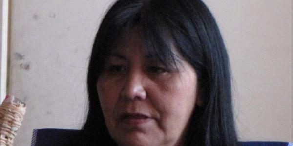 Olga Llanquileo
