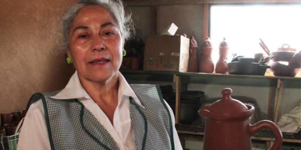 Juana Mendoza y Familia
