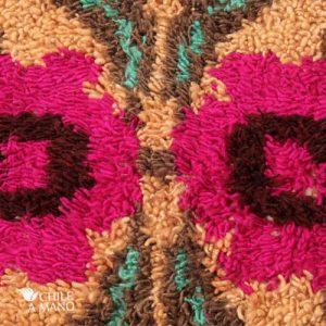 Chile a mano tienda online de artesan a chilena for Alfombras redondas chile