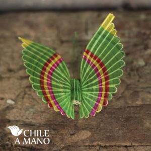 mariposa de crin