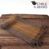 camino de mesa a telar Mapuche