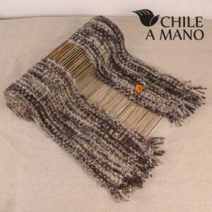 camino de mesa a telar lana